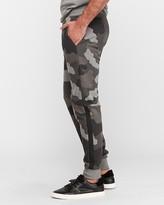 Express Camo Fleece Jogger Pant
