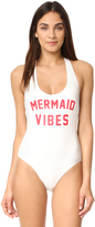Spiritual Gangster Mermaid Vibes Statement One Piece