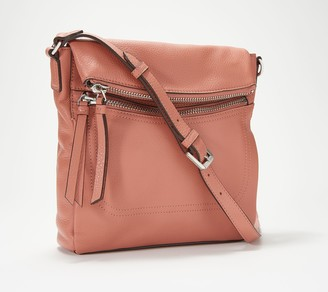 Vince Camuto Leather Crossbody Bag - Lonie