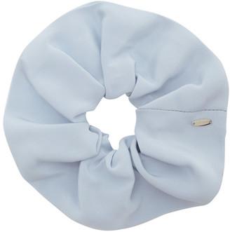 Sophie Buhai SSENSE Exclusive Blue Elegant Scrunchie