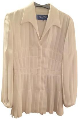 Thierry Mugler White Top for Women Vintage