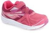 Saucony Infant Girl's 'Baby Ride' Sneaker