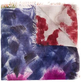 Faliero Sarti Rosalba printed scarf