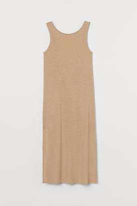 H&M Linen-blend dress