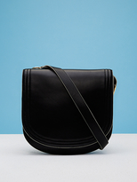 Diane von Furstenberg Saddle Shoulder Handbag