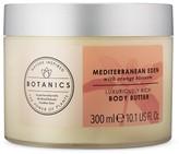 Botanics Mediterranean Eden Luxuriously Rich Body Butter 10.1 oz