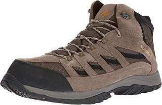 Columbia Men's Crestwood Mid Waterproof Hiking Boot