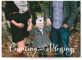 Minted Grateful Holiday Postcards