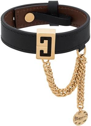 Givenchy GV Heart bracelet
