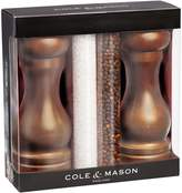 Cole & Mason Forest Capstan Salt and Pepper Mill Gift Set