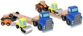 Melissa & Doug Baby Toys, Baby Low Loader Trucks