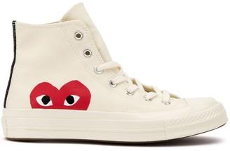 Comme Des Garçons Play X Converse x Converse side logo sneakers
