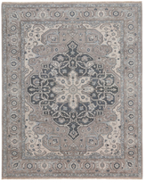 Capel Biltmore Plantation-Sirocco Hand-Knotted Wool Rectangular Rug