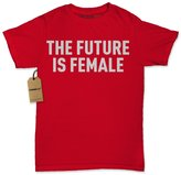 Expression Tees Womens The Future Is Female T-Shirt