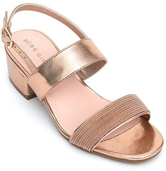 BCBG Girls Holton (Little Kid/Big Kid) (Rose Gold) Girl's Shoes
