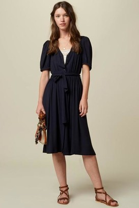 Sessun Night School Dark Navy Dress - S
