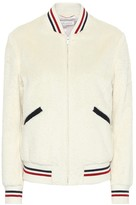 Saint Laurent Cotton bomber jacket
