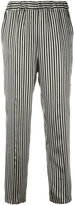 Jucca striped trousers - women - Acetate/Viscose - 42
