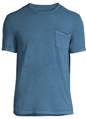 John Varvatos Patch Pocket T-Shirt