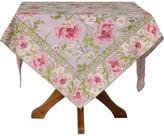 April Cornell Rose Nouveau Cafe Tablecloth