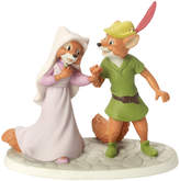 Precious Moments Disney Robin Hood & Maid Marian Figurine