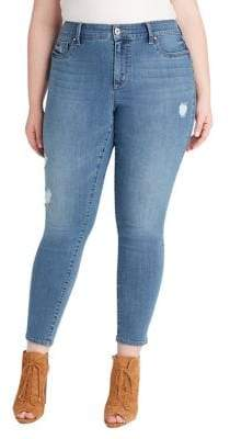 Jessica Simpson Plus Kiss Me Skinny Jeans