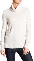 Inhabit Turtleneck Long Sleeve Cashmere Sweater