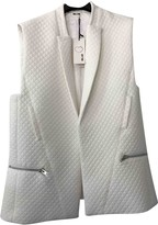 Bel Air White Jacket for Women