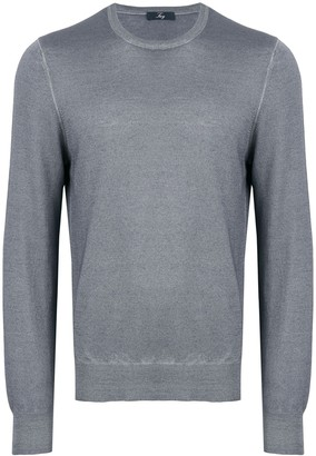 Fay Crew Neck Sweater