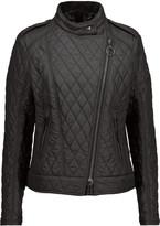 Belstaff Longston quilted shell biker jacket