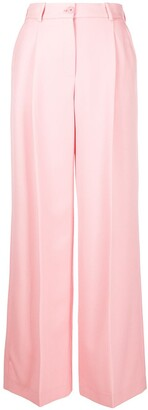 Racil High-Waisted Palazzo Trousers