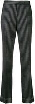 Golden Goose pinstriped tailored trousers