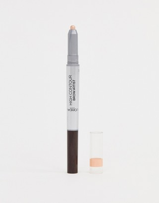 L'Oreal High Contour Brow Pencil & Highlighter Duo