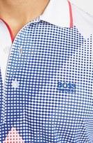HUGO BOSS BOSS Green Golf Polo Training White X-Large