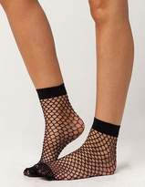FULL TILT Open Fishnet Socks