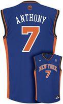 adidas Men's New York Knicks Carmelo Anthony Jersey