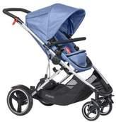 Phil & Teds VoyagerTM Inline Stroller in Blue