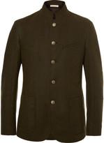 Massimo Alba - Slim-fit Unstructured Wool-blend Felt Blazer