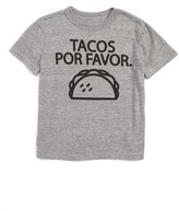 Chaser Boy's Tacos Please T-Shirt