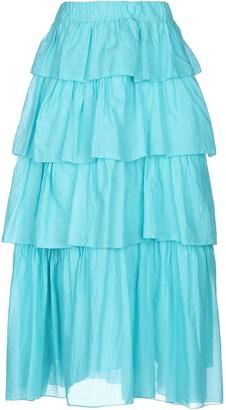 PAOLO CASALINI Long skirts