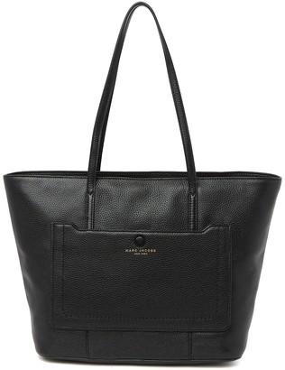 Marc Jacobs Empire City Leather Shopper Tote Bag