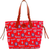 Dooney & Bourke MLB Nationals Shopper