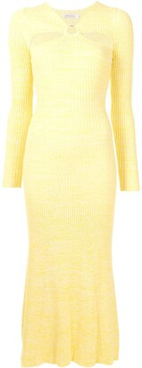 ANNA QUAN Halle cut-out midi dress