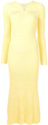 ANNA QUAN Halle cut-out midi dress