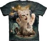 The Mountain Zombie Cat T-Shirt