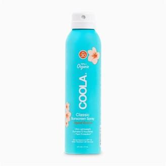 Coola Classic Body Spray Spf 30 Tropical Coconut