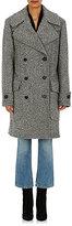 Faith Connexion Women's Caban Wool-Blend Oversized Coat