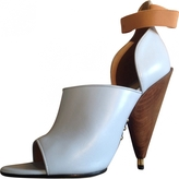 Givenchy Blue Leather Heels