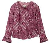 Lucky Brand Skylar Boho Top (Big Girls)