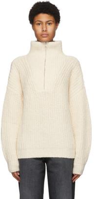 Etoile Isabel Marant Off-White Myclan Sweater
